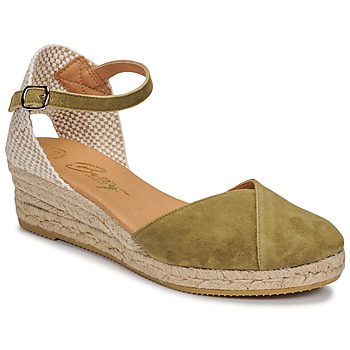 Zapatos Mujer Sandalias Betty London INONO Kaki