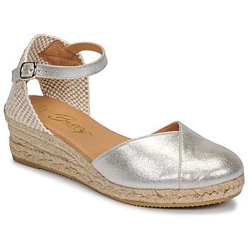 Zapatos Mujer Sandalias Betty London INONO Plata