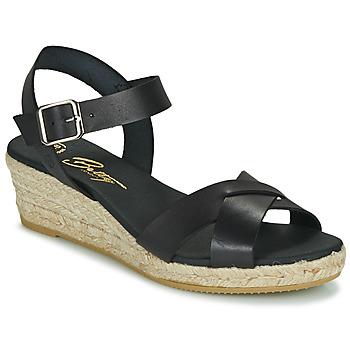 Zapatos Mujer Sandalias Betty London GIORGIA Negro