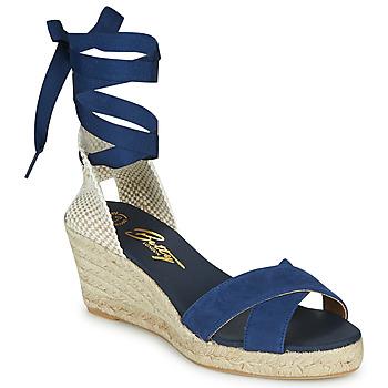 Zapatos Mujer Sandalias Betty London IDILE Marino