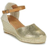 Zapatos Mujer Sandalias Betty London CASSIA Oro