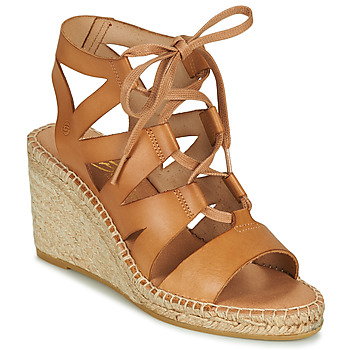 Zapatos Mujer Sandalias Betty London OTANA Camel