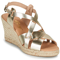 Zapatos Mujer Sandalias Betty London OSAVER Oro