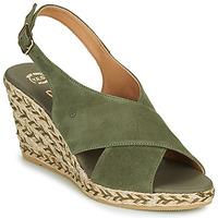 Zapatos Mujer Sandalias Betty London OHINDRA Kaki