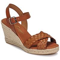 Zapatos Mujer Sandalias Betty London OBILLIE Marrón