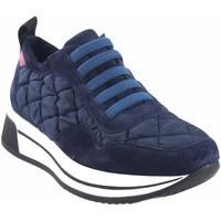 Zapatos Mujer Multideporte Csy Zapato señora CO & SO ve019 azul Azul