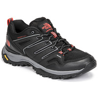 Zapatos Mujer Senderismo The North Face HEDGEHOG FUTURELIGHT Negro / Rojo