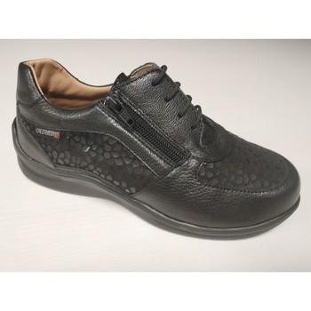 Zapatos Mujer Derbie & Richelieu Calzamedi S  DIABETICO 0751 NEGRO