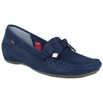 Zapatos Mujer Mocasín CallagHan 12022 Dance Zapatos de Mujer Azul