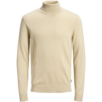 textil Hombre Jerséis Jack & Jones 12157417 Beige
