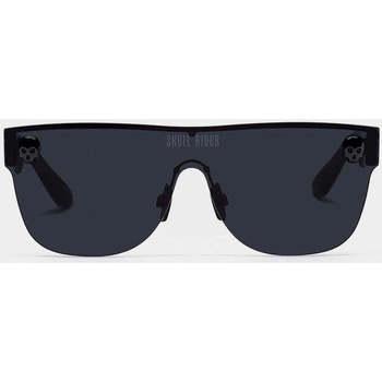 Relojes & Joyas Mujer Gafas de sol Skull Rider 10010000148-Negro Negro