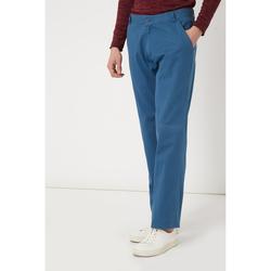 textil Hombre Pantalones chinos War Wolf 161-105 AZUL