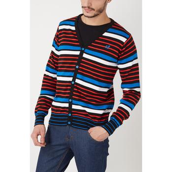 textil Hombre Chaquetas de punto Bestseller 24012070 ROJO