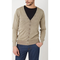 textil Hombre Chaquetas de punto War Wolf WH68052 AZUL