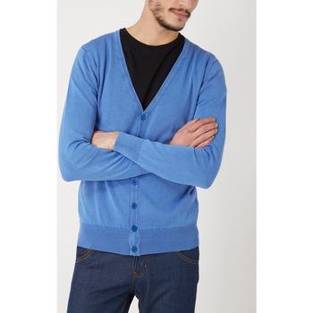 textil Hombre Chaquetas de punto War Wolf WH68052 BEIGE