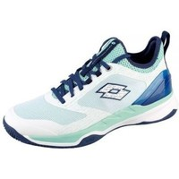 Zapatos Running / trail Lotto MIRAGE 200 CLY AZUL AQUA MUJER 213633 5YH VERDE BLANCO