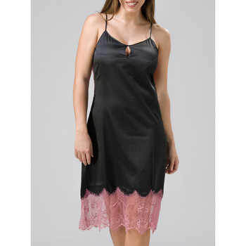 textil Mujer Pijama Luna Babydoll Cabaret Pearl Black