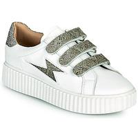 Zapatos Mujer Zapatillas bajas Vanessa Wu BK2231AN Blanco / Gris