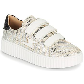 Zapatos Mujer Zapatillas bajas Vanessa Wu BK2065BA Gris
