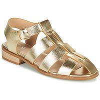 Zapatos Mujer Sandalias Vanessa Wu SD2255OR Oro
