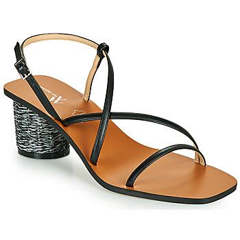 Zapatos Mujer Sandalias Vanessa Wu SD2226NR Negro
