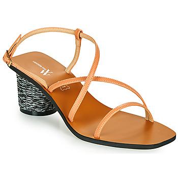 Zapatos Mujer Sandalias Vanessa Wu SD2226SM Naranja