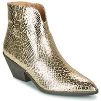 Zapatos Mujer Botines Vanessa Wu MINNA Oro