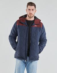 textil Hombre cazadoras Vans MN WOODCREST II Azul