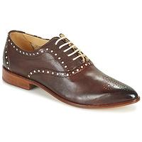 Zapatos Mujer Derbie Melvin & Hamilton JESSY 61 Marrón