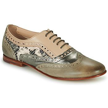 Zapatos Mujer Derbie Melvin & Hamilton SONIA 1 Gris