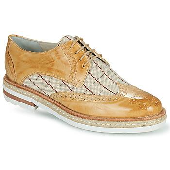 Zapatos Mujer Derbie Melvin & Hamilton AMELIE 3 Amarillo