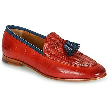 Zapatos Mujer Mocasín Melvin & Hamilton SCARLETT 44 Rojo