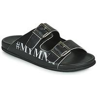 Zapatos Hombre Sandalias Melvin & Hamilton ROBERT 10 Negro