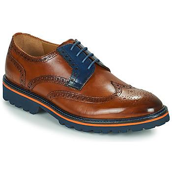 Zapatos Hombre Derbie Melvin & Hamilton MATTHEW 33 Marrón