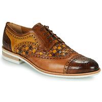 Zapatos Hombre Derbie Melvin & Hamilton HENRY 7 Marrón