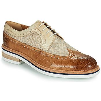 Zapatos Hombre Derbie Melvin & Hamilton TREVOR 10 Marrón