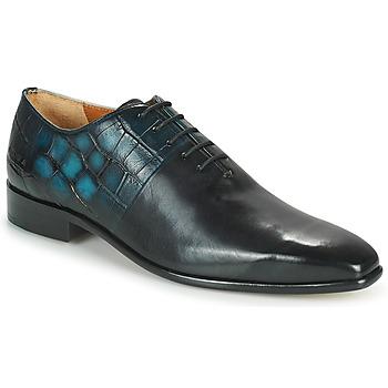 Zapatos Hombre Richelieu Melvin & Hamilton LANCE 61 Negro / Azul