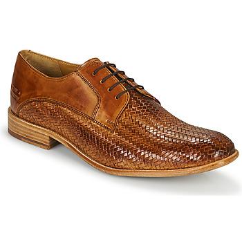 Zapatos Hombre Richelieu Melvin & Hamilton EDDY 8 Marrón