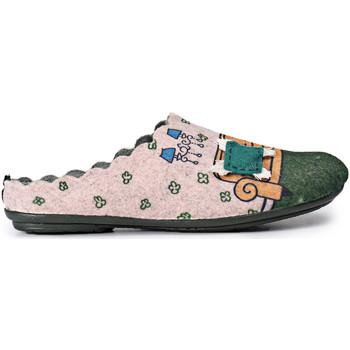 Zapatos Mujer Pantuflas Marpen 3104IV20-35 Rosa