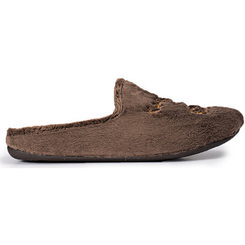 Zapatos Hombre Pantuflas Marpen 546IV20-40 Marrón