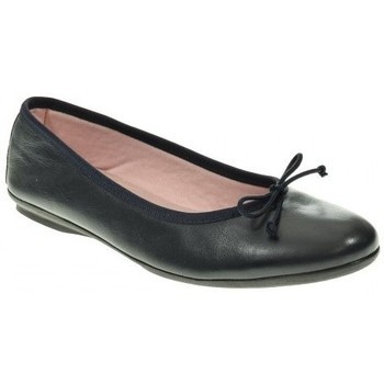 Zapatos Mujer Bailarinas-manoletinas Valdivieso MANOLETINAS  MARINO Azul