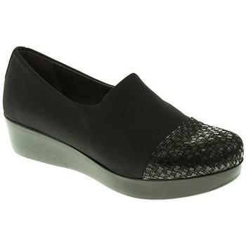 Zapatos Mujer Mocasín Lince ZAPATO CUÑA  NEGRO Negro