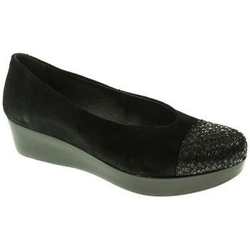 Zapatos Mujer Derbie & Richelieu Lince ZAPATO CUÑA  NEGRO Negro