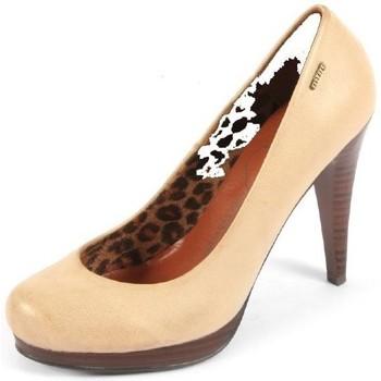 Zapatos Mujer Zapatos de tacón MTNG ZAPATO TACÓN  HIELO Blanco