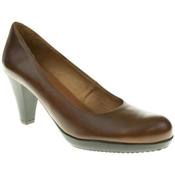 Zapatos Mujer Zapatos de tacón Moda Bella ZAPATO TACÓN  MARRON Marrón