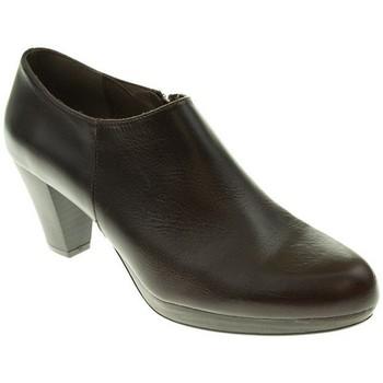 Zapatos Mujer Low boots Patricia Miller ZAPATO TACÓN  MARRON Marrón