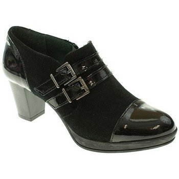 Zapatos Mujer Low boots Patricia Miller ZAPATO TACÓN  NEGRO Negro