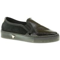 Zapatos Mujer Slip on Porronet ZAPATO PLANO  NEGRO Negro