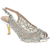 Zapatos Mujer Sandalias Destroy ZAPATO FIESTA  PLATA Gris