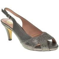 Zapatos Mujer Sandalias Destroy ZAPATO FIESTA  PLOMO Gris